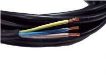 14metre cutting of 3 core 6mm H07RN-F rubber flexible cable